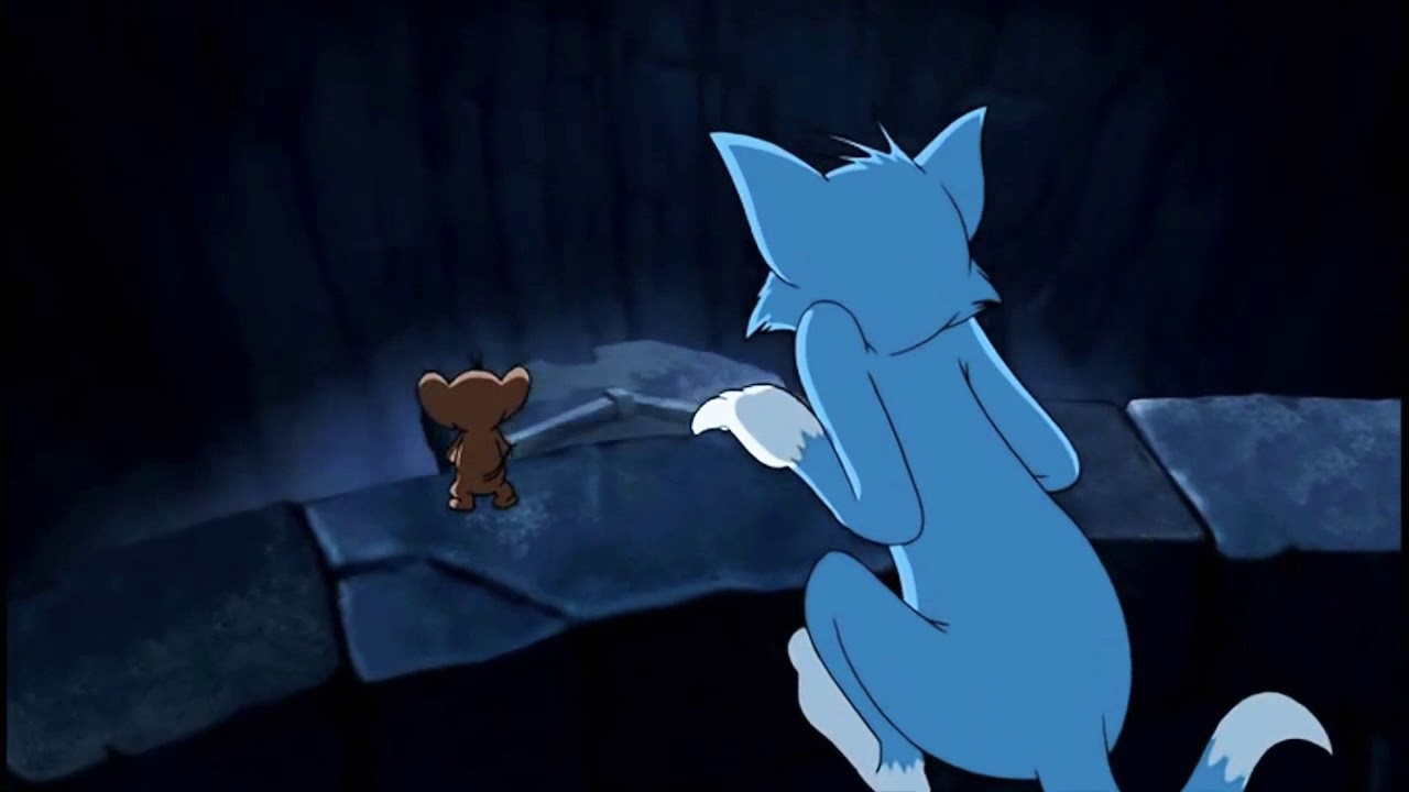 Download Tom and Jerry Oz ep9