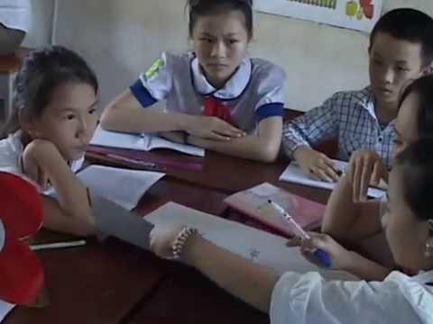 Giờ dạy theo phương pháp bàn tay nặn bột - Lớp 5A1 Trường TH Thị Trấn Hương Khê
