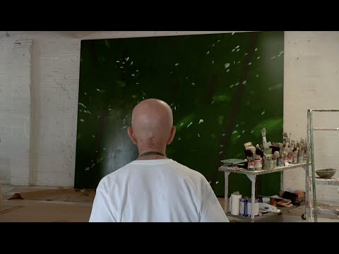 'I love the adventure': How painter Alex Katz finds inspiration for his bold works