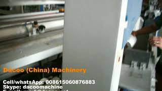 Manual Toilet Paper Roll Slitter Machines ( Band Saw Cutter ) TZ-DJ-B