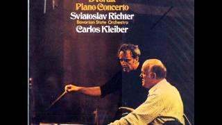 Dvorak   Piano Concerto   Richer   Kleiber  1/2