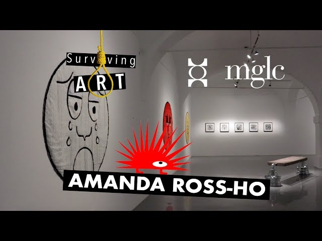 Amanda Ross-Ho - On curators