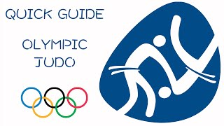 Quick Guide to Olympic Judo