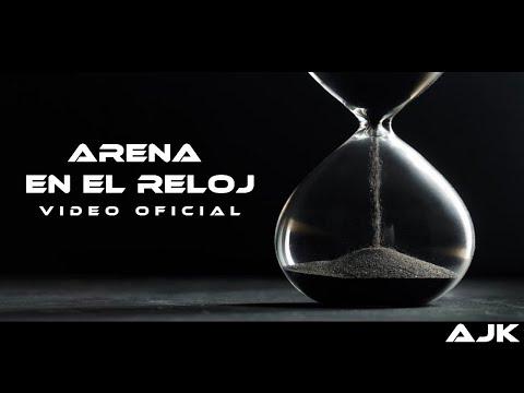 AJK - ARENA EN EL RELOJ (VIDEO OFICIAL) | RAP TRAP CRISTIANO 2020