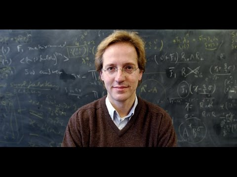 The Unreasonable Effectiveness of Quantum Physics in Modern Mathematics -- Robbert Dijkgraaf