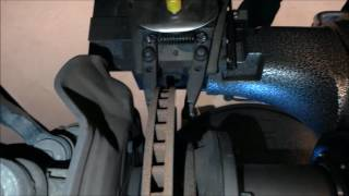 How to use a brake lead to resurface rotors.