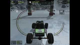 MotorM4X - Frozen Fall / Замерзший водопад
