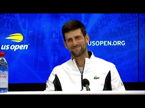 Novak Djokovic | US Open 2019 R3 Press Conference
