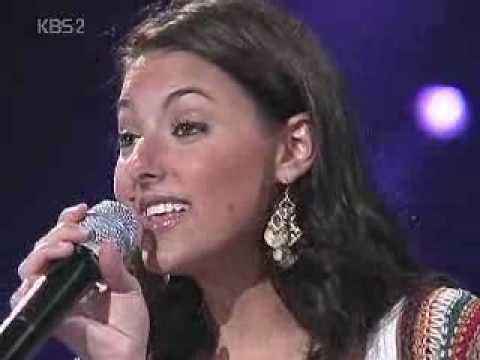 Stacie Orrico  More to Life+ X factor live KBS2