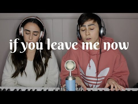 If You Leave Me Now - Charlie Puth feat. Boyz II Men Cover (by Dane & Stephanie)