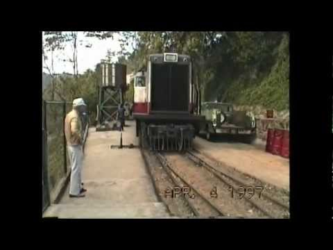 Francisco's trains, Venezuela 1997