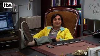 Desk | The Big Bang Theory | TBS