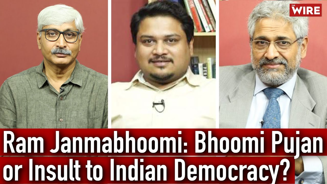 Ram Janmabhoomi: Bhoomi Pujan or Insult to Indian Democracy?