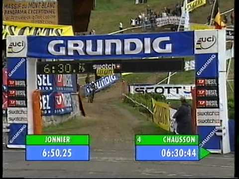 1998 Mountain Bike World Cup in Les Gets - DH and Dual Slalom