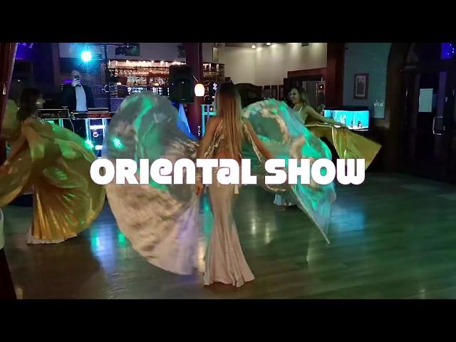 Pokaz tańca brzucha - grupa taneczna Oriental Show