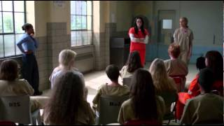 Orange is the New Black - Improv Class