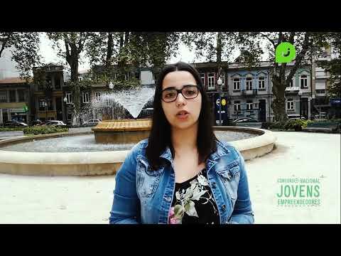 Jovens Empreendedores - Catarina Soares