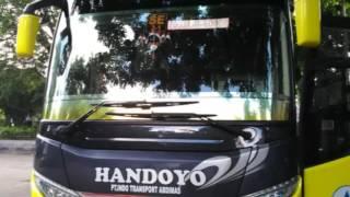 Bus Handoyo Super Executif