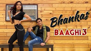 Baaghi 3: BHANKAS | Tiger S, Shraddha K | Dance Cover | LiveToDance with Sonali