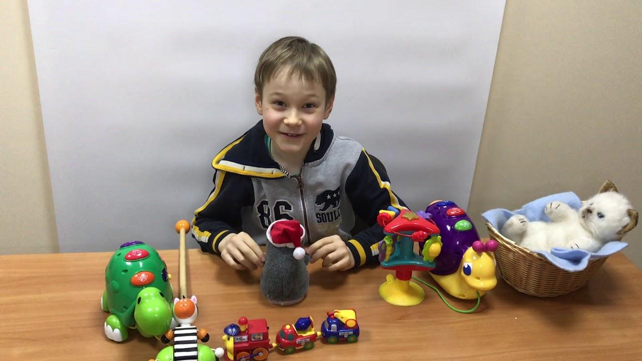 Бесплатные игрушки для малышей: мышка, черепаха, каталка ...