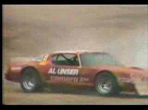 IROC - 1978 - Al Unser's Lake Lloyd Visit - Daytona