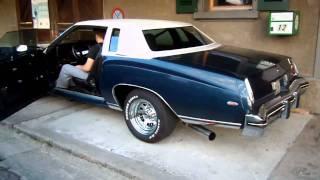 1974 Chevrolet Monte Carlo 350 V8