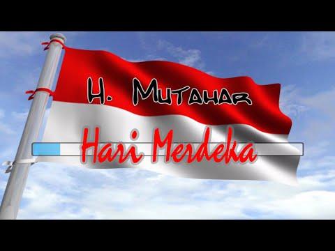 [Midi Karaoke] ♬ H. Mutahar - Hari Merdeka (17 Agustus 1945) Versi 2 ♬ +Lirik Lagu