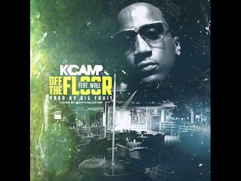 K Camp - Off The Floor (Remix) ft. Wale (New Music May 2014)
