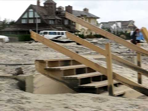 Hurricane Sandy - Spring Lake / Belmar, NJ 10/29/12