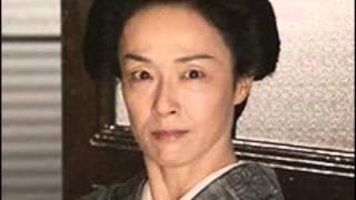 NHK朝ドラごちそうさんに西門和枝役で出演したキムラ緑子が 放送終了か...