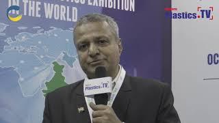 An exclusive interview with Mr. Jayesh Rambhia at IndPlas 2018, Kolkata. www.ModernPlastics.TV