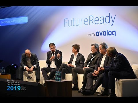 Avaloq Community Conference Frankfurt 2019