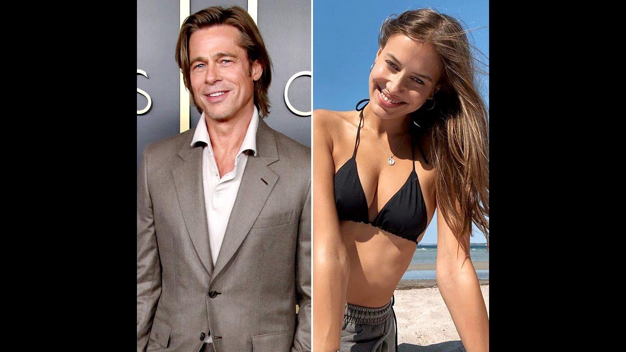 Meet Nicole Poturalski, Brad Pitt's girlfriend