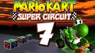 Let's Play MARIO KART SUPER CIRCUIT Part 7: Yoshis doofe Stimme