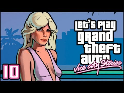 Let's Play - Grand Theft Auto: Vice City Stories (Ep. 10 -