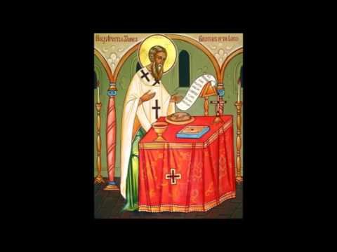 Liturgy of Saint Basil