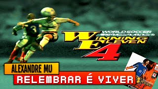 Relembrar é Viver: Winning Eleven 4 - PlayStation 1