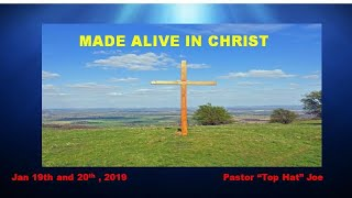 Made Alive In Christ