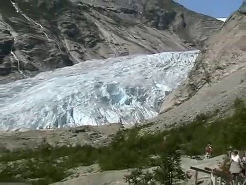 Nigardsbreen in Norway