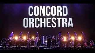 The Show Must Go On - Queen  - CONCORD ORCHESTRA cover - LIVE