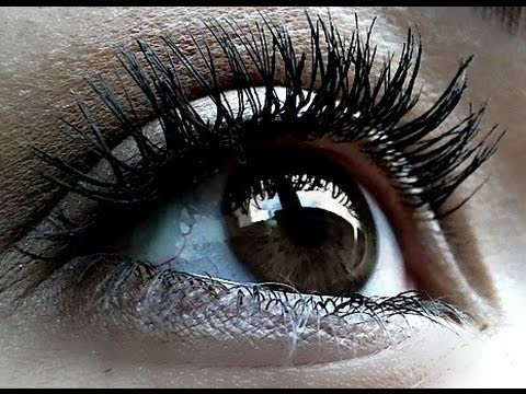 Make-up Perfect for Dark Brown Eyes - YouTube