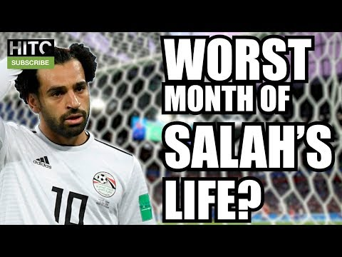 THE WORST MONTH OF MO SALAH'S LIFE | World Cup #6