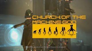 Church Of The Machine God - Deus Ex : Mankind Divided
