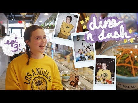 DINE N DASH ~ Allie Barrett ~ STARVING FOR ACCEPTANCE / BREAKING THE CYCLE