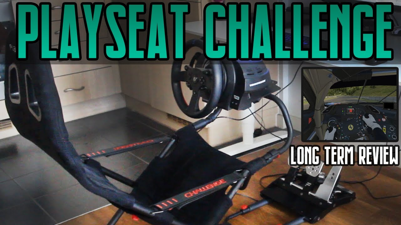 PlaySeat Challenge review: The best BUDGET sim racing seat (2020)?