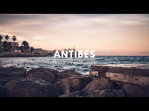 Antibes • The pearl of the Mediterranean • Cap d'Antibes