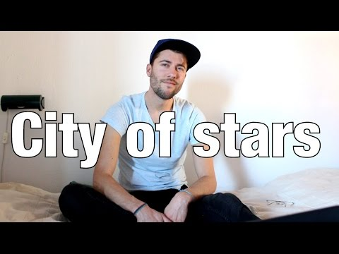 CITY OF STARS - La La Land | Male Cover