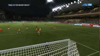 FIFA 12 - RTWC Japan 2012 - Grenada vs. Costa Rica