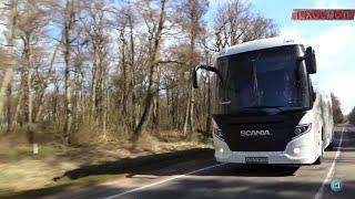 Scania Touring и обучение водителей. Как сделать бизнес по перевозке пассажиров эффективнее.