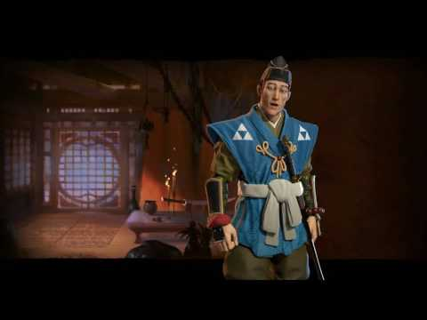 Japan Theme - Atomic (Civilization 6 OST) | Lullaby of Itsuki